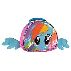 FAB My Little Pony Rainbow Dash Winged Lunch Bag