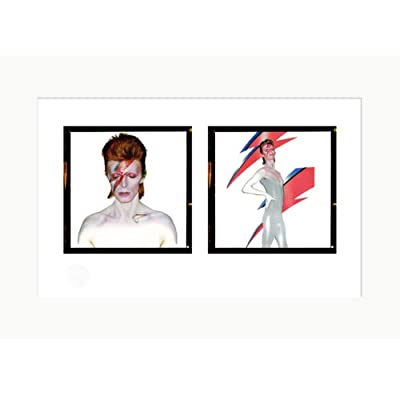 Aladdin Sane by Brian Duffy (V&A Tour Edition)||RLCTB