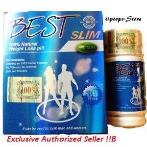 Best Slim Diet Pill $42.99/bx [ 100% Natural Weight Loss Pill] - 36 Pills