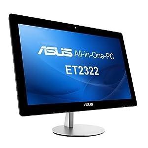 ASUS ET2322INTH-03 Intel Core i5-4200U, 8GB RAM, 1TB HD, Windows 8, 23-Inch All-in-One Desktop