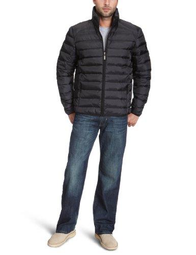Lerros Men's 2287026 Jacket Black (Black 290) 54
