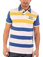 Clk Polo (Azul / Amarillo / Crudo)