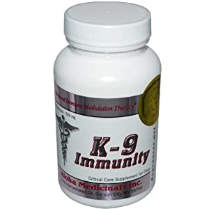 Aloha Medicinals Inc. K-9 Immunity 168caps from Aloha Medicinals Inc.