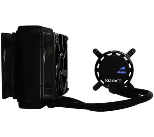 ANTEC Kühler H2O-920 Liquid Cooling Kit - copper - 120 mm