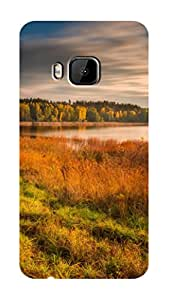SWAG my CASE PRINTED BACK COVER FOR HTC ONE M9 Multicolor
