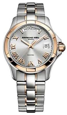 Raymond Weil Men's 2965-SG5-00658 Classy Automatic Watch by Ray Jannelli