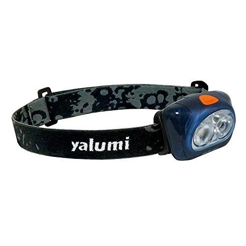 Yalumi-LED-Headlamp-Spark-Professional-120-lumen-Floodlight90-lumen-Spotlight-Whitered-Night-Vision-Electronic-WideNarrow-beam-angle-switching-Less-than-28-oz