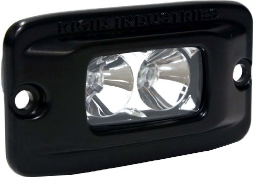 Rigid Industries 92211 Srmf Floodlight Flush Mount