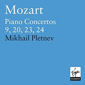 Piano Concerto No. 23 in A major K488 (Cadenza by Mozart): II. Adagio