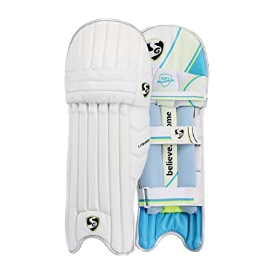 SG Litevate Right Hand batting Leg Guards-Mens