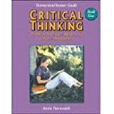 Critical Thinking Book One - Instruction/Answer Guide (Grades 7-12)