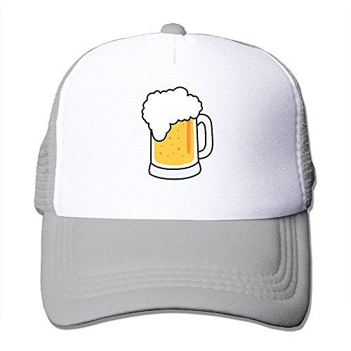 xssyz-i-love-beer-trucker-hat-mesh-cap-ash