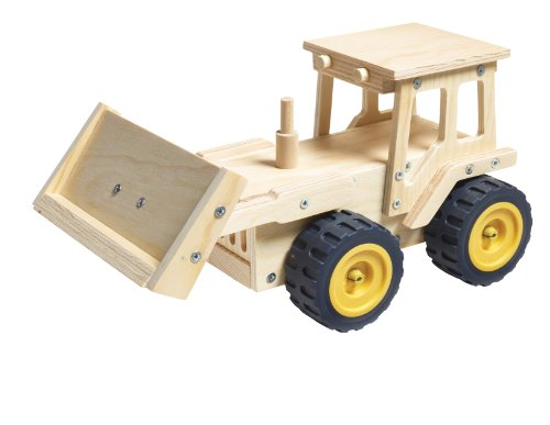 Red Tool Box Bulldozer Building Kit (Building Projects compare prices)