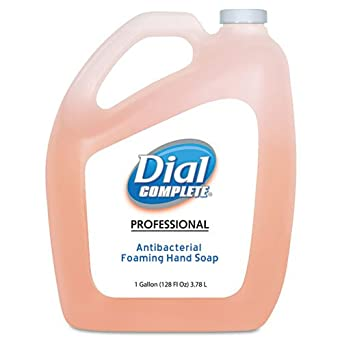 Amazon Com Dial Complete Antimicrobial Foaming Hand Soap