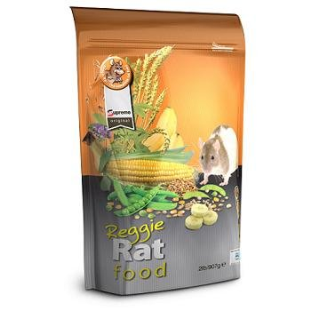 Reggie Rat Food