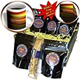 Beverly Turner Company Design - Orange Green Design Open Home - Coffee Gift Baskets - Coffee Gift Basket