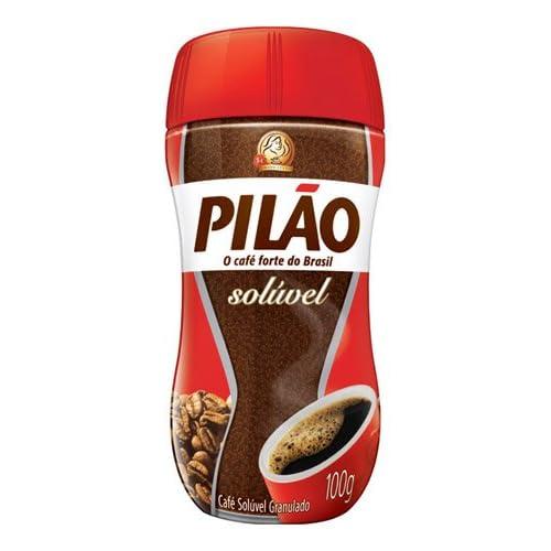 - Pilao - Cafe Instantaneo - Pilao 3.52 Oz. (100g) - GLUTEN FREE