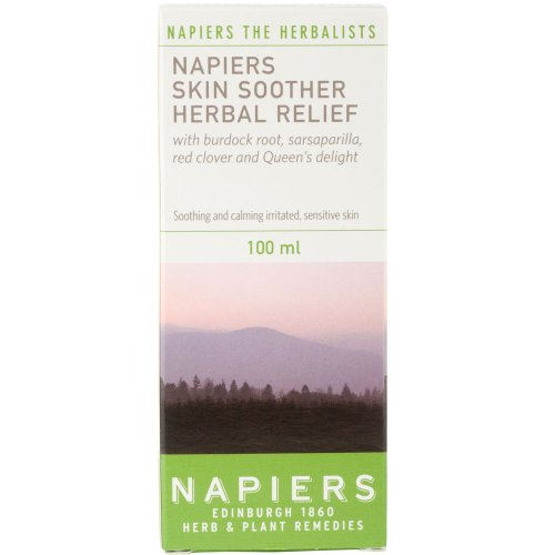 Napiers Skin Soother Herbal Relief 100 ml