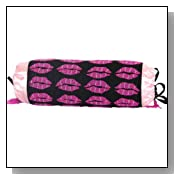 Davenport Home Furnishings Beaded Lips Neck Roll