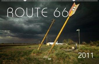Route 66 2011. XXL Wide Kalender