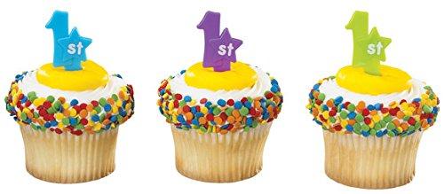 Baby 1st Birthday Cake front-461945
