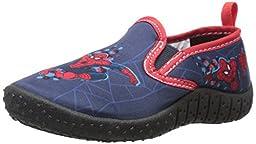 Disney 1SPS147 Spider-Man Water Shoe (Toddler/Little Kid), Blue, 9 M US Toddler
