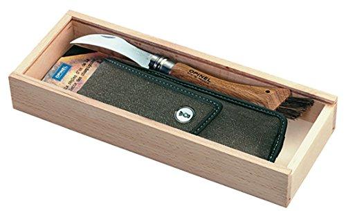 Opinel 1327 Plumier Couteau à Champignons Chêne / Gaine