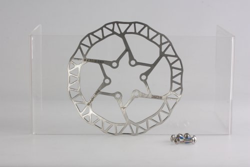 Buy Low Price KCNC Razor Stainless Steel MTB Disc Brake Rotor 140 mm w/ Bolts (KCN-F-DC-BREAK-RAZOR-140)