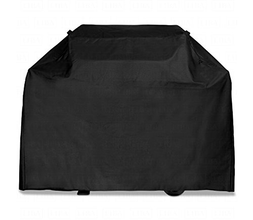 Large Waterproof BBQ Grill Cover NetBoat Super Light Weight Barbecue Cover Gas Barbecue Grill Protector(170cm*61cm*117cm/5.5ft*2ft*3.8ft) (Bbq Grill Protector compare prices)