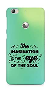 Amez The Imagination is the Eye of the Soul Back Cover For Letv Le 1S