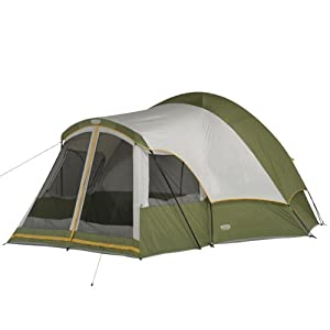 Amazon.com : Wenzel Grandview Tent  9 Person : Family Tents : Sports