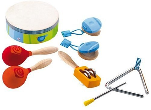 Sevi Instrument Eco-Friendly Toy Set 8 Piece