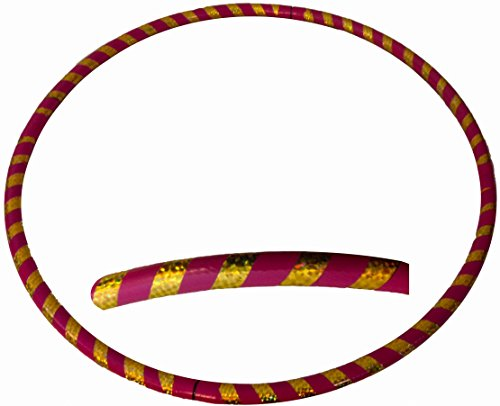 Hoops4U Weighted Exercise & Fitness Travel Hula Hoop