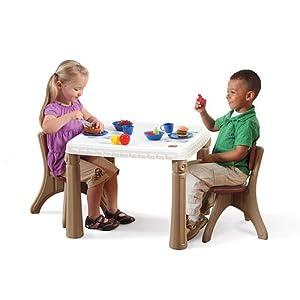 Step2 LifeStyle儿童餐桌椅组合