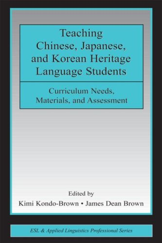 Teaching Chinese, Japanese, and Korean Heritage