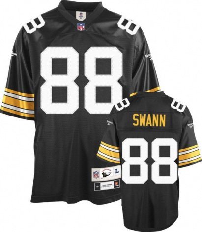 premium selection e9908 9f54d Get Reebok Pittsburgh Steelers Lynn Swann Premier Throwback ...