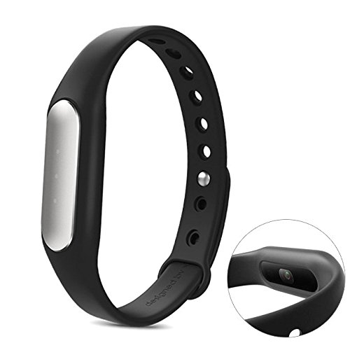 Xiaomi Mi Band 1S Heart Rate Monitor Smart Miband Pulse...