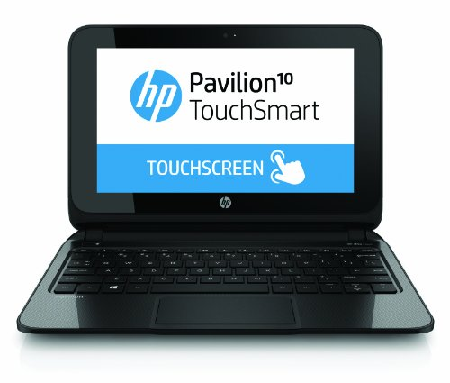 HP Pavilion 10-e010nr 10.1-Inch Touchscreen Laptop