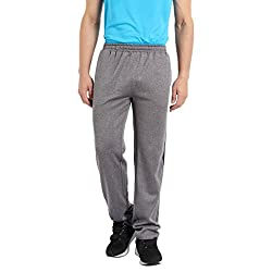 Proline Active Men's Track Pants (8907007331897 _63001525004_X-Large_Navy Marl)