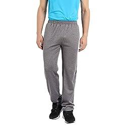 Proline Active Men's Track Pants (8907007331880 _63001525003_Large_Navy Marl)