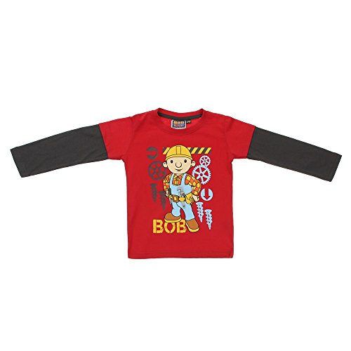 jungen-langarm-shirt-jungen-bob-the-builder-langarm-shirt-bob-the-builder-rundhals-langarm-rot-in-gr