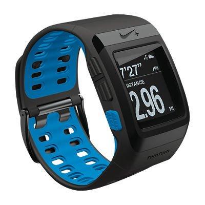 Nike+ SportWatch GPS Powered by TomTom Blue (ブルー) 【フットセンサー別売】 並行輸入品