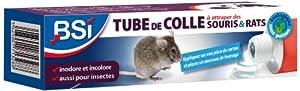 BSI 3288 Tube à colle pour souris/rats anti-nuisible