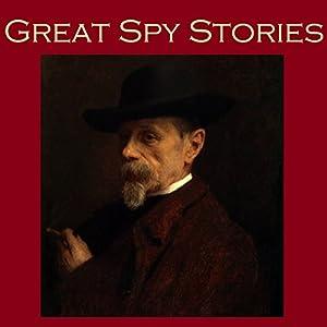 Great Spy Stories Audiobook