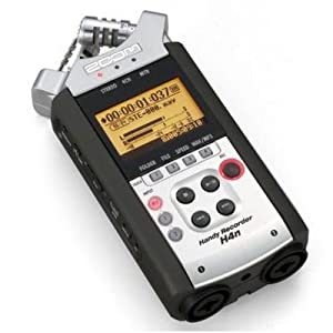 Zoom H4n Handy Portable Digital Recorder