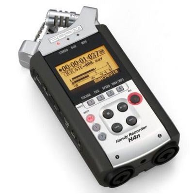41QfXIufH1L Zoom H4n portable audio recorder only $169!