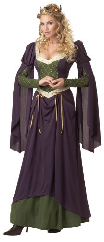 California Costumes Women's Lady In Waiting Costume