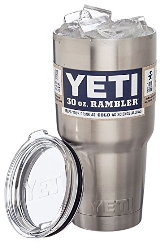 YETI Rambler Insulated Tumbler 30 oz Cup Mug
