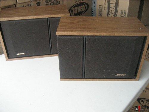 Bose 201 Series Iii Speaker System