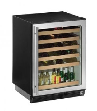 Glass Door Beverage Refrigerators front-22777
